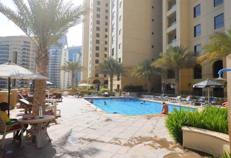 Maison Privee - Amwaj, Dubajus, Lauko baseinas