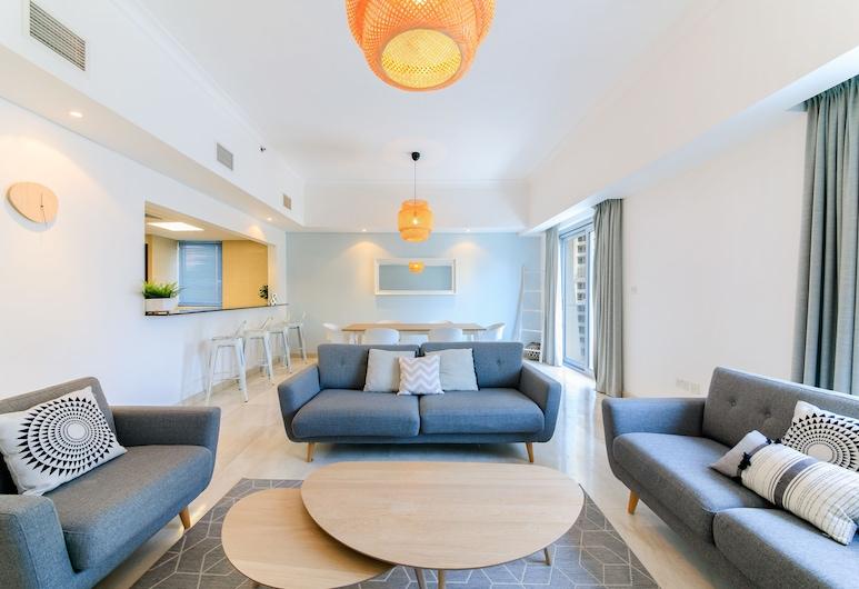 Maison Privee - Jewels, Dubajus, Apartamentai, 2 miegamieji, Svetainės zona