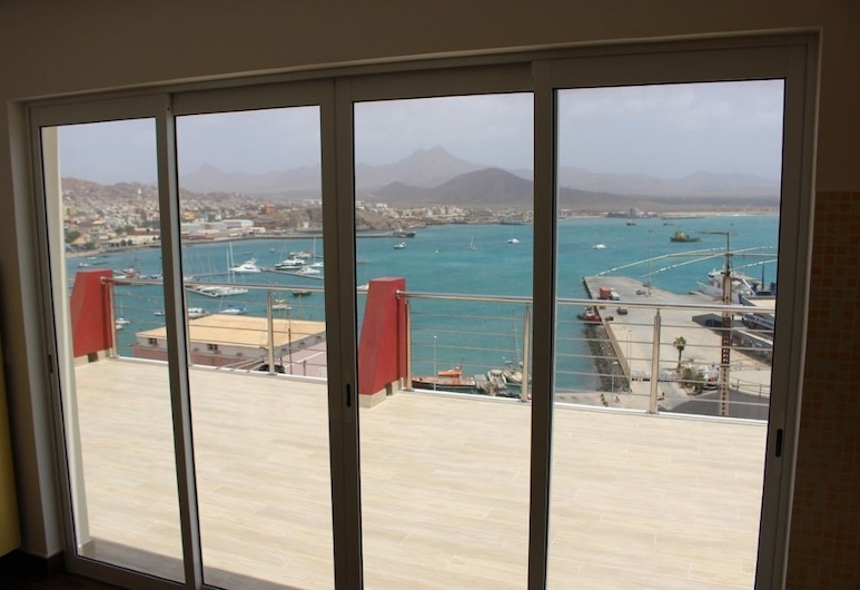 Blue Marlin Hotel, Sao Vicente, Panoramic Apartment, 3 Bedrooms, Accessible, Ocean View, Balcony