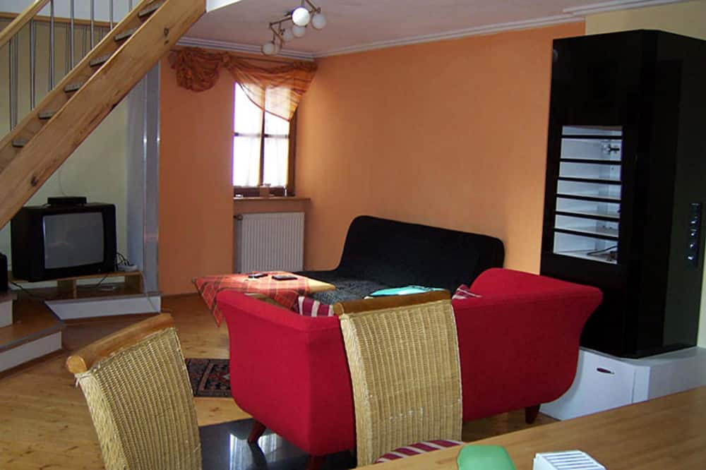 Gallery Apartment, 2 Bedrooms (Haus Christian) - Living Area