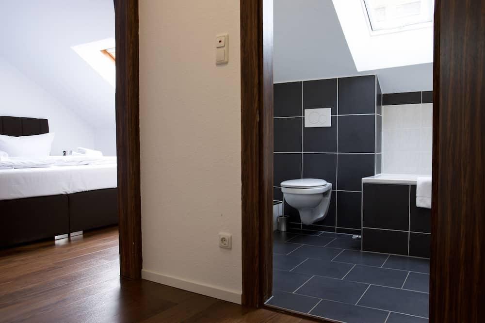 Семейный номер, 2 спальни - Ванная комната