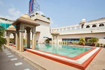 Nuotrauka: Empires Hotel Bhubaneswar, Bhubaneshwar
