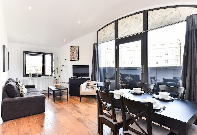 Liverpool Street City Apartments, London