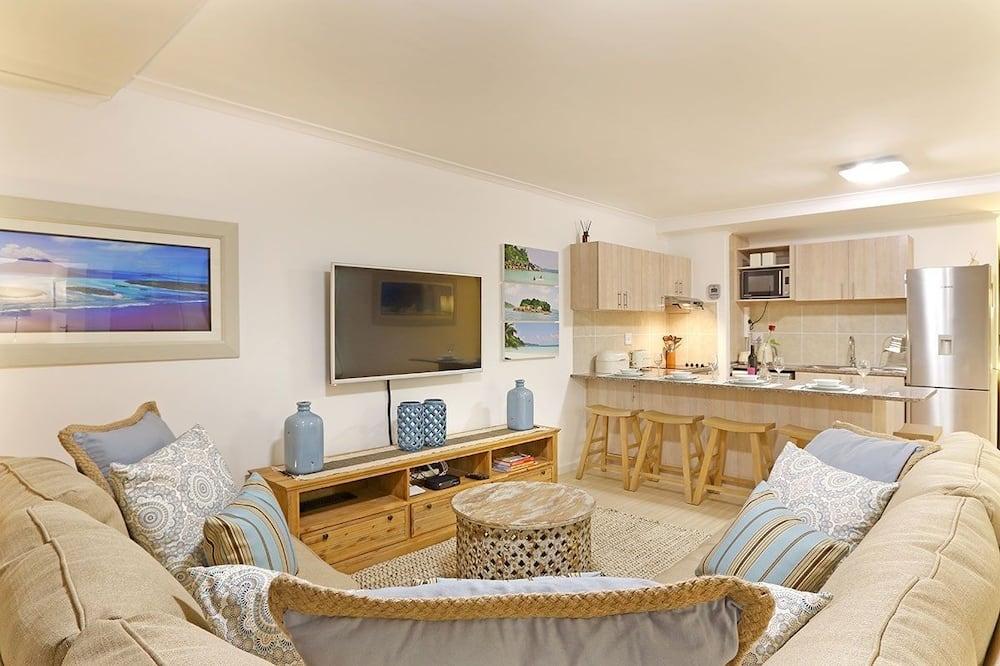 Luxe appartement, 2 slaapkamers - Woonkamer