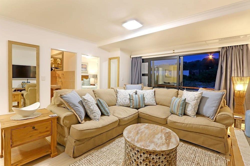 Luxe appartement, 2 slaapkamers - Woonruimte