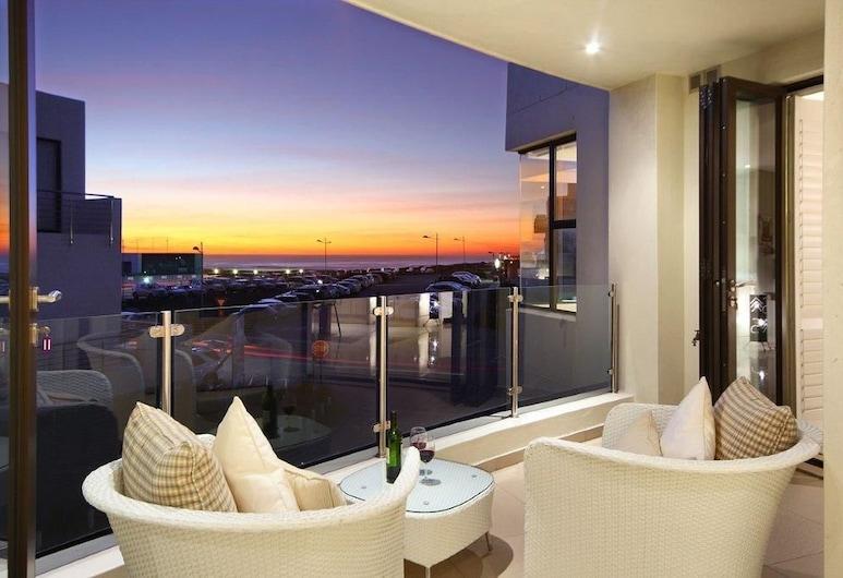 オーシャン ミスト 101, ケープタウン, ラグジュアリー アパートメント 2 ベッドルーム, バルコニー