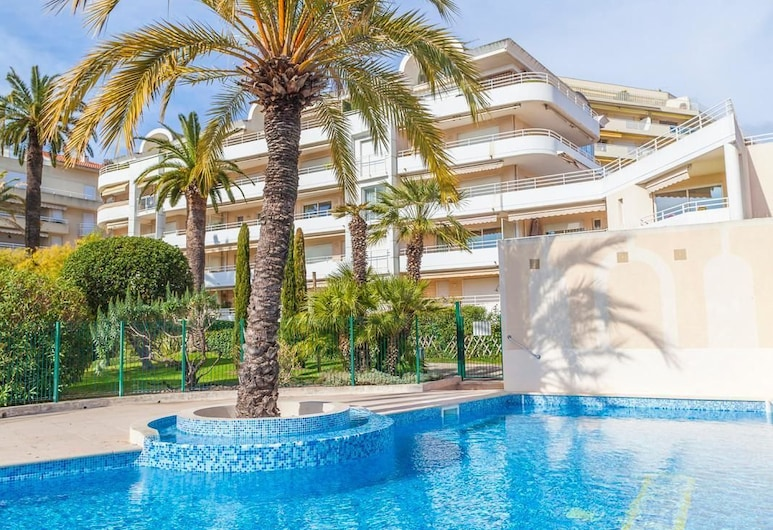 Riviera parc Apartment 1, Cannes, Appartement, Buitenzwembad