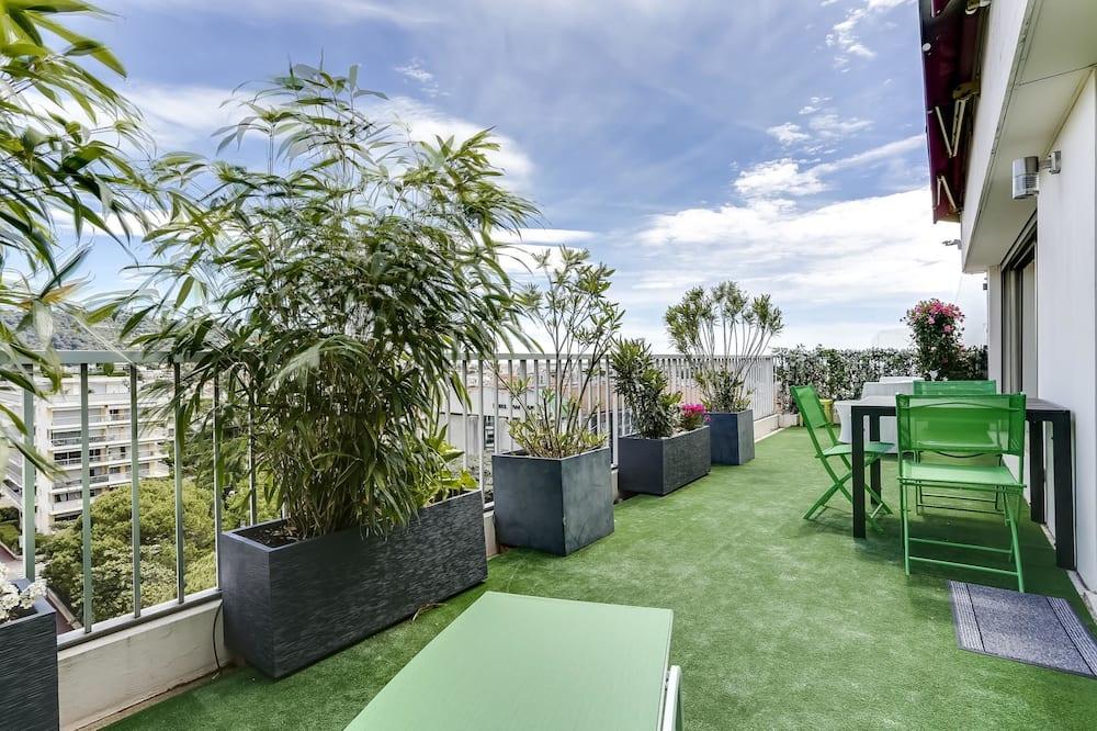Apartmán - Hotelový areál