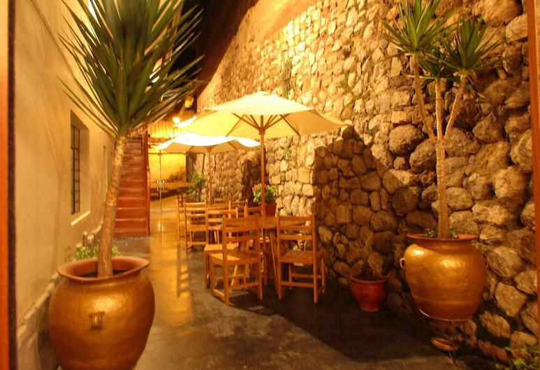 Hotel Boutique Gold Garden, Cusco, Dvůr