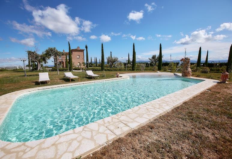 Podere San Giuseppe, Castiglione del Lago, Pročelje hotela
