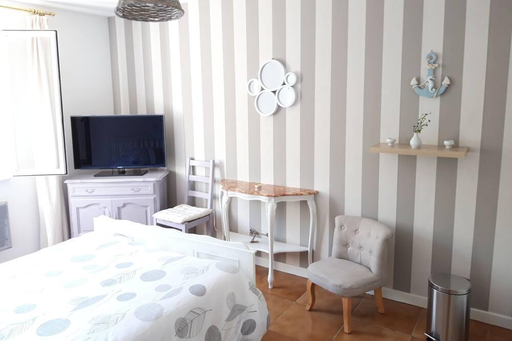 Dvokrevetna soba, 1 bračni krevet, za nepušače - Soba za goste