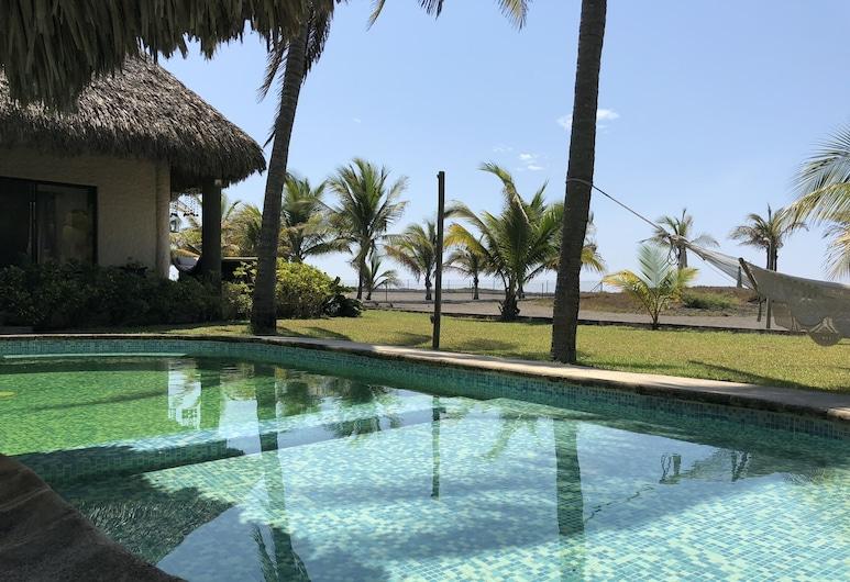 Ocean Home MR033, Monterrico, Outdoor Pool