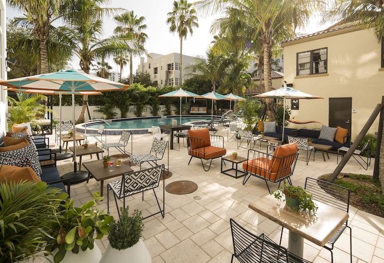 Generator Miami, Miami Beach, Terrasse/patio