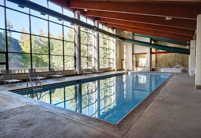 Pines 2128, Keystone, Vonkajší bazén