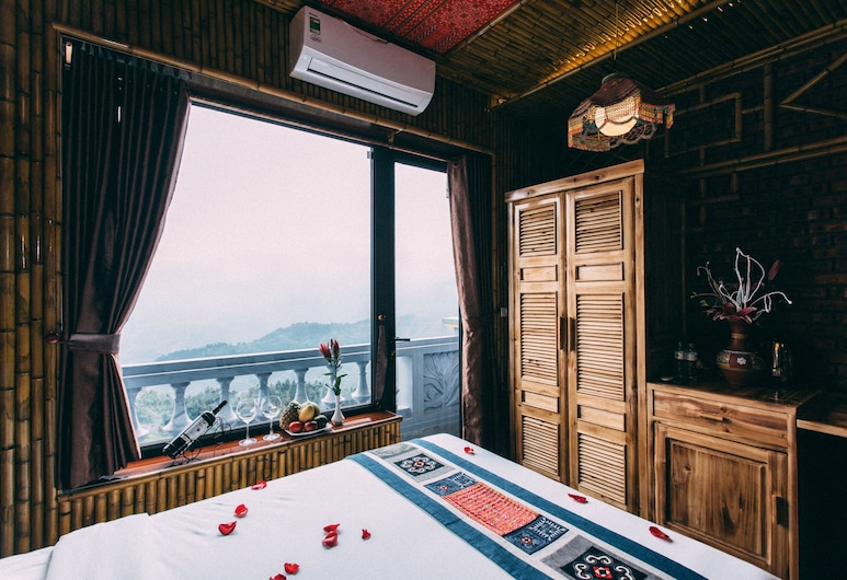 Sapa Nature View Hotel, Sa Pa, Suite, Balcony, Mountain View, Guest Room