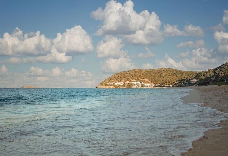Villa Ti Lama, beautiful sea view, direct owner, St. Barthelemy, Beach