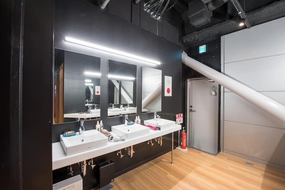 Room, Men only (Capsule) - Sink Bilik Mandi