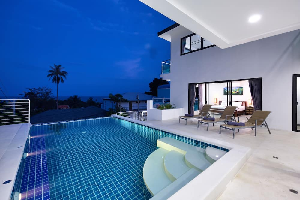 4-Bedroom with Private Pool - Терраса/ патио