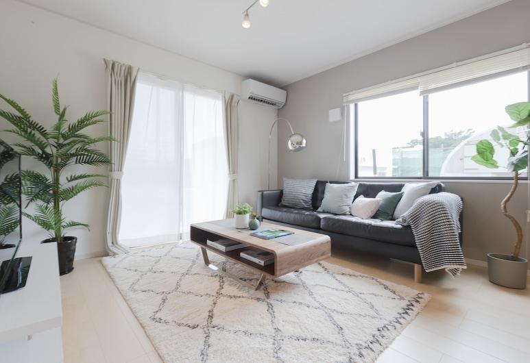 Condominium Mahalo, Chatan, House, Living Area