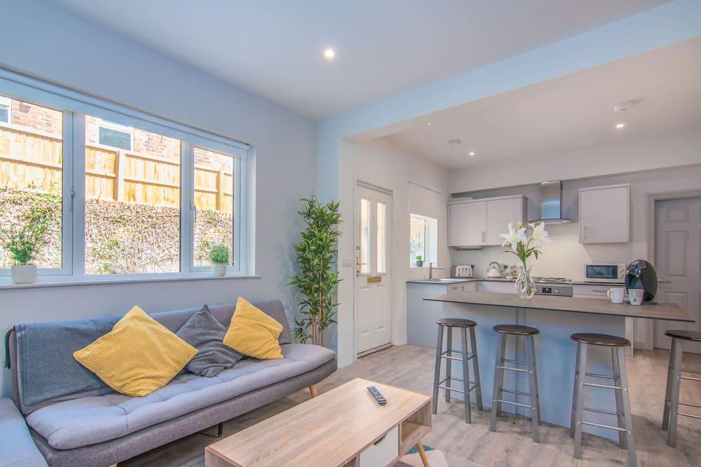 Štandardný apartmán - Obývacie priestory