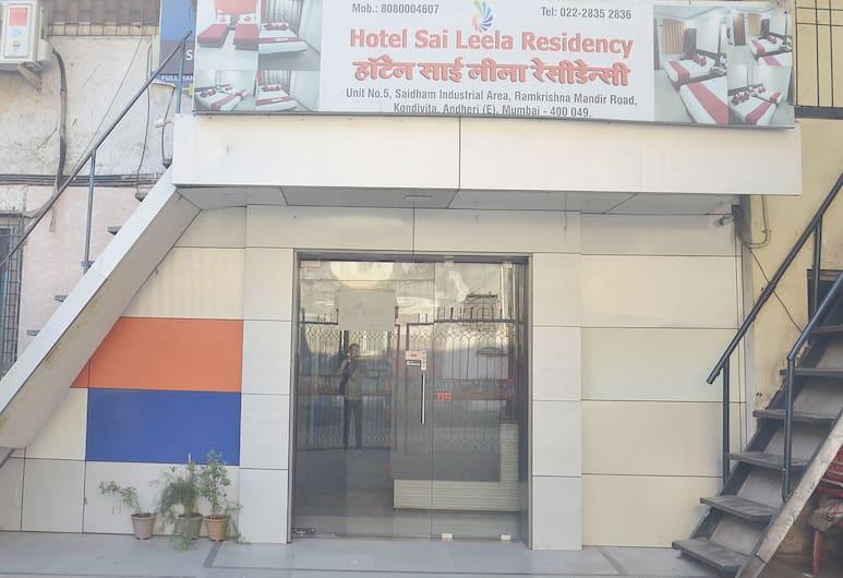 Sai Leela Residency, Mumbai, Hotel Front