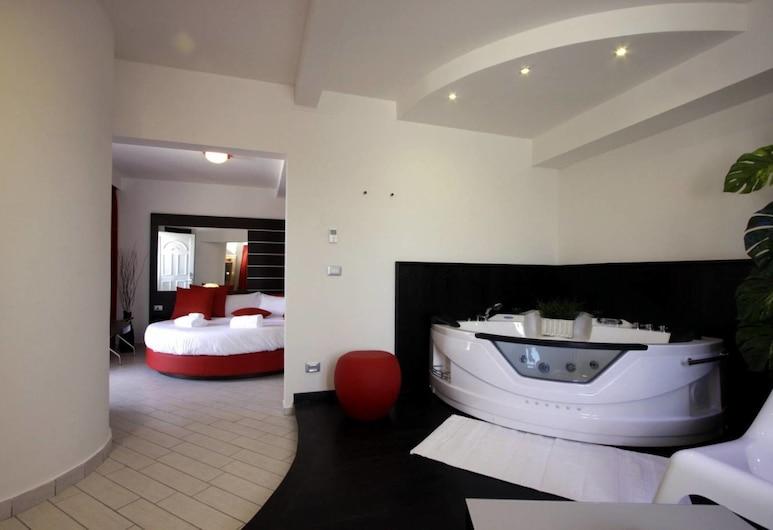 Hotel Paradise Airport, Forlì, Suite exclusiva, Habitación