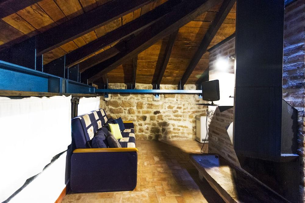 Hus - 1 soveværelse - Stue