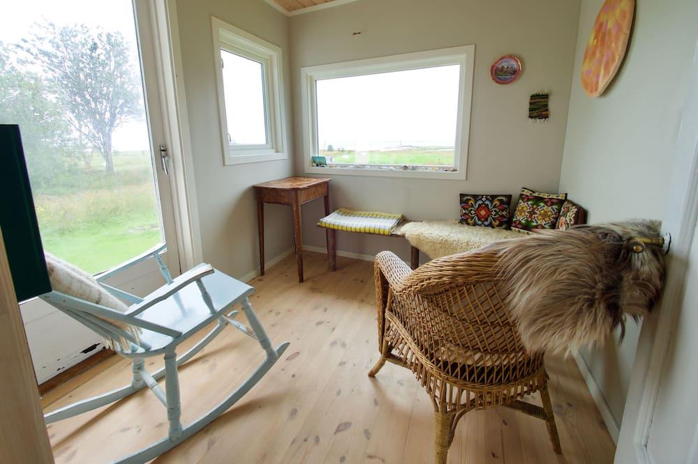 Cabaña - Sala de estar