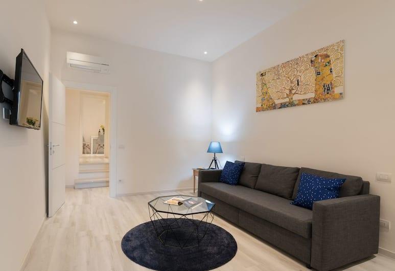 Albero 2-masai - Keys OF Italy, Florence, Appartement, 1 chambre, non-fumeurs, Coin séjour
