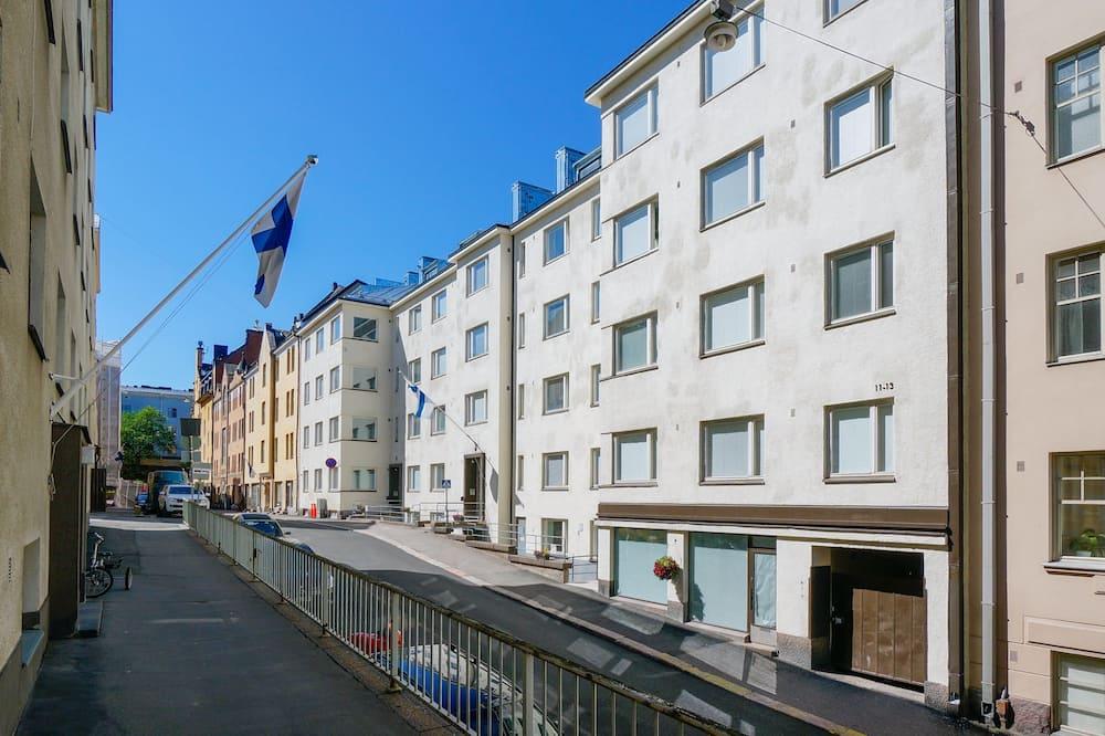 Studio Apartment in Helsinki, Kristianinkatu 11-13