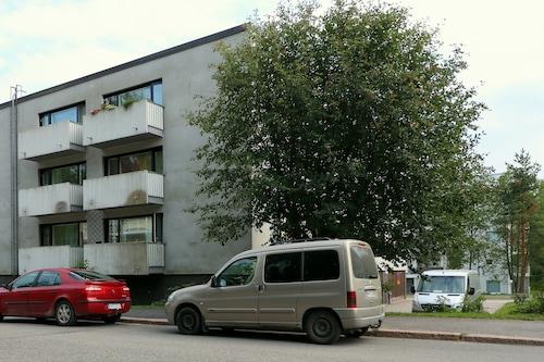 赫爾辛基西拉佩龍蒂耶路