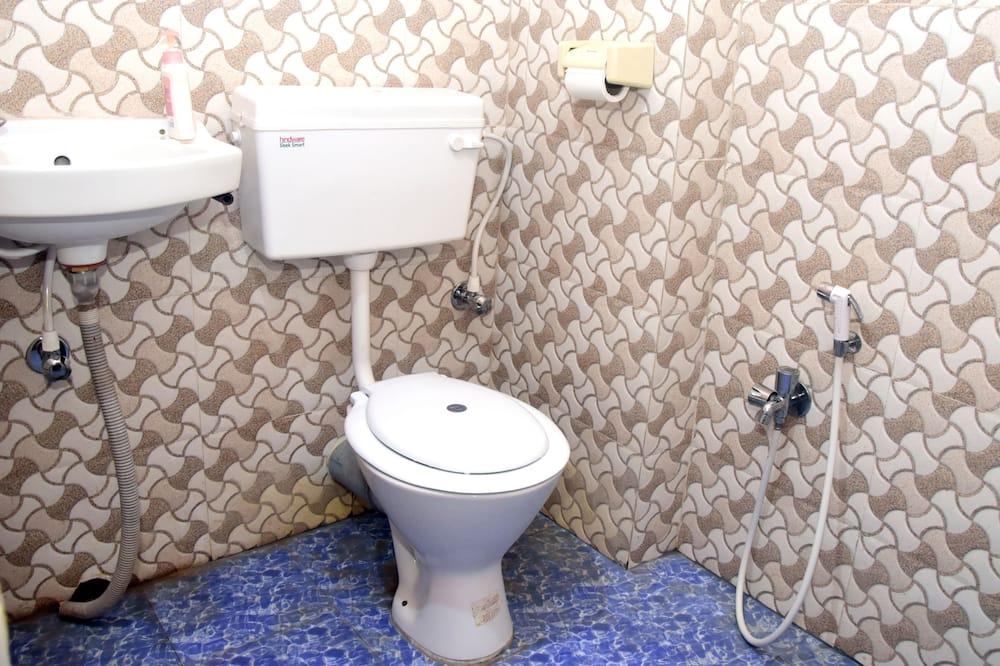 デラックス 4 人部屋 - バスルーム