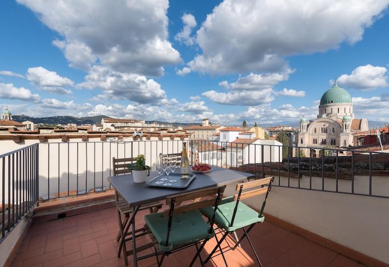 Flospirit - Brunelleschi, Firenze, Appartamento, 1 camera da letto, Terrazza/Patio