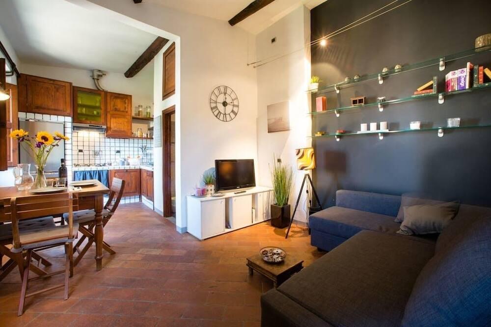 Apartman, 2 spavaće sobe, za nepušače - Dnevni boravak