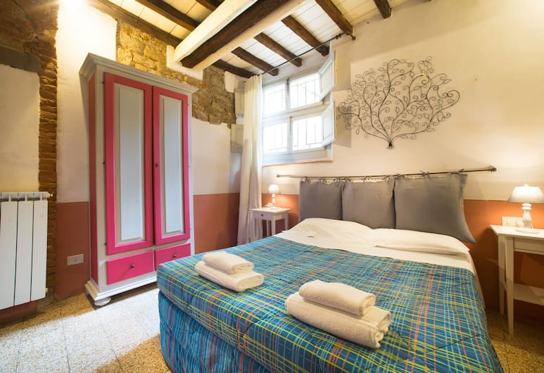 Fiesolana 2 - In the Heart of Sant'ambrogio, Florence, Appartement, 2 chambres, non-fumeurs, Chambre