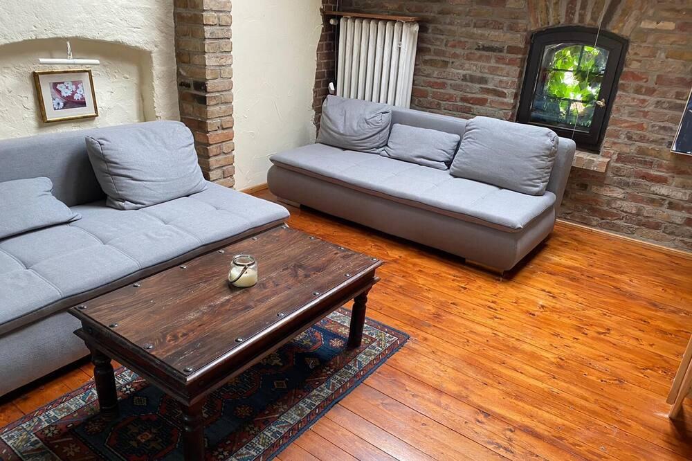 Loft, 2 habitaciones - Zona de estar