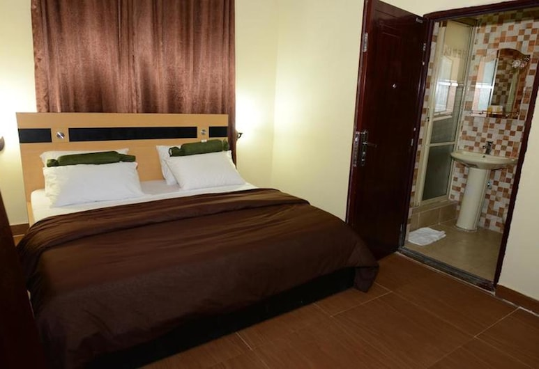 Momak 1 Hotel & Suites, Iseyin, Kamar Eksekutif, Kamar Tamu