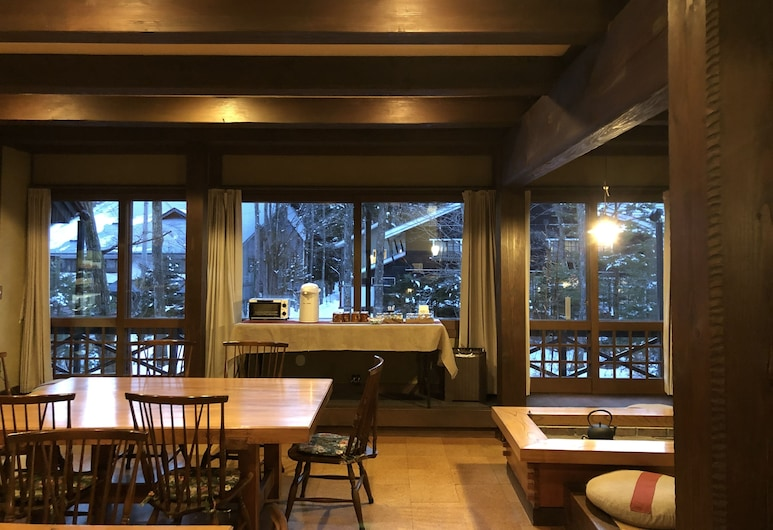 The Guest House Japan Hakuba, Hakuba, Living Area