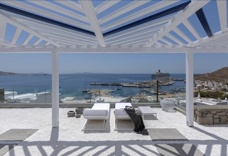 Sea Line Villas, Mykonos, Room