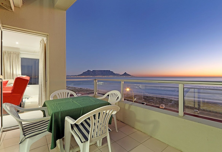 Sea Spray A402, Cape Town, Standard Apartment, 3 Bedrooms, Balcony