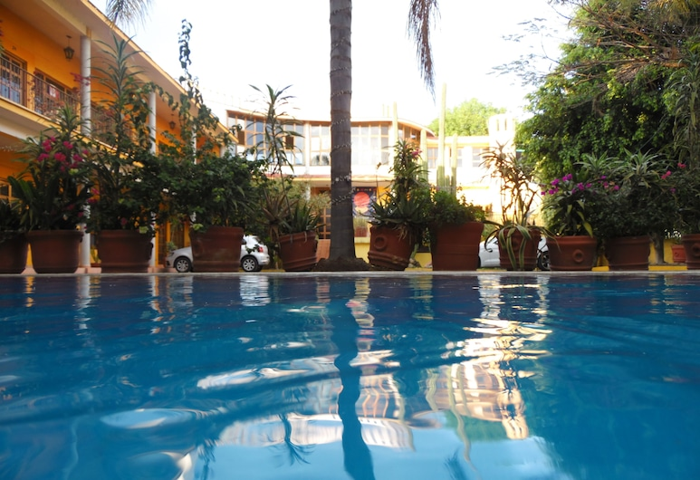 Hotel Plaza del Sol, Malinalco