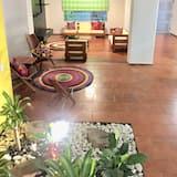 Családi ház, 4 hálószobával - Nappali rész