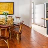 Családi ház, 4 hálószobával - Étkezés a szobában