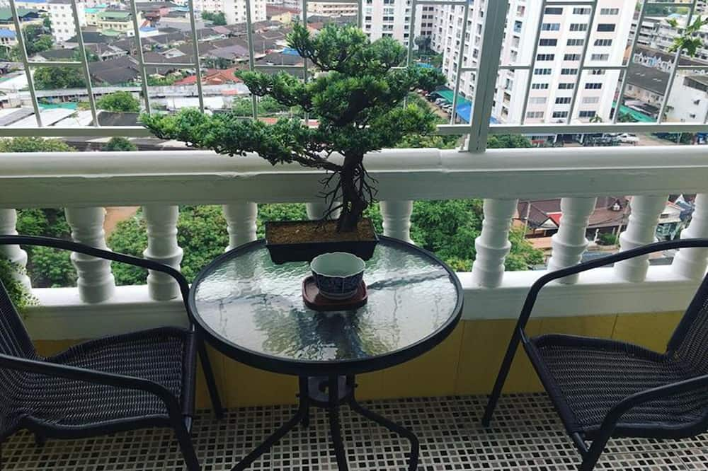 Apartemen, 1 Tempat Tidur Double, non-smoking - Balkon