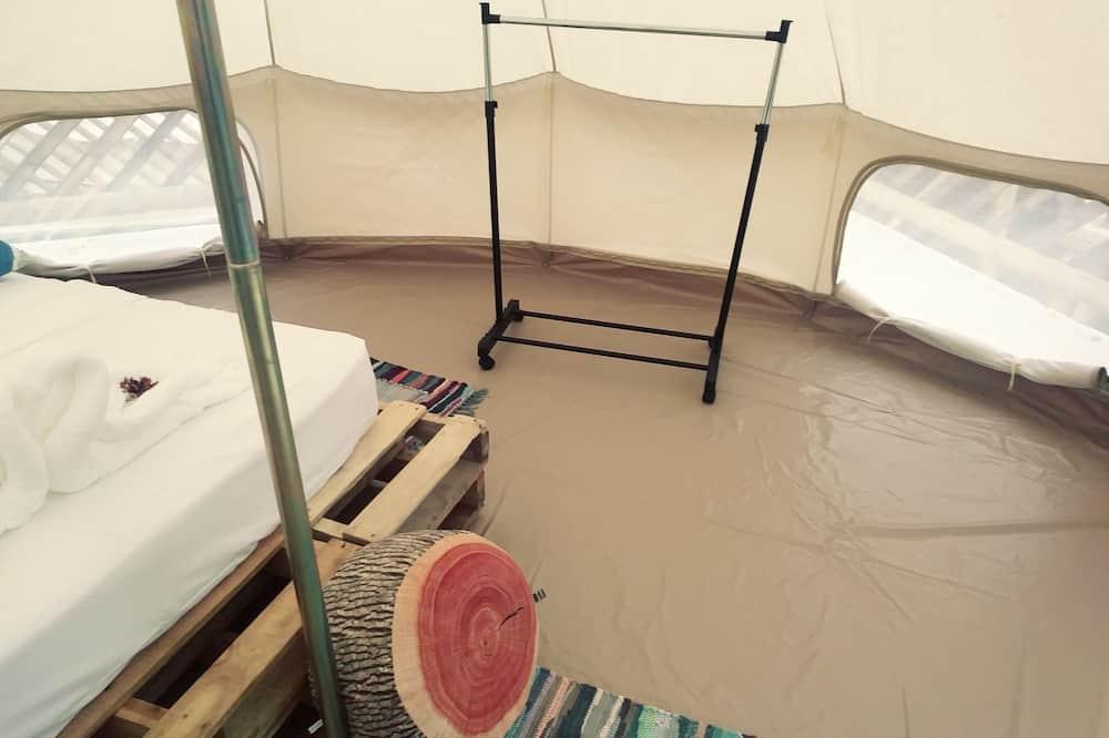 Tenda Presidencial, 1 cama king-size, Não-fumadores, Banheira - Casa de banho