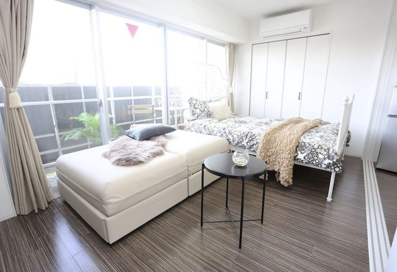 難波イーストデザイナースタジオルーム, 大阪, コンフォート アパートメント ベッド (複数台)