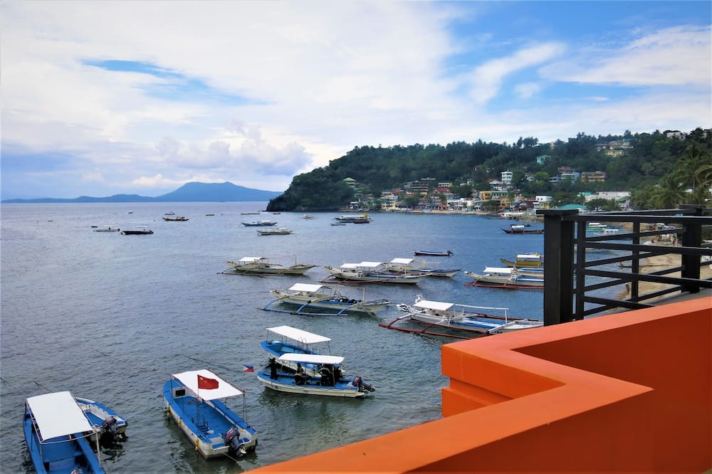Sea View Room, 1 Single Bed - Вид з балкона