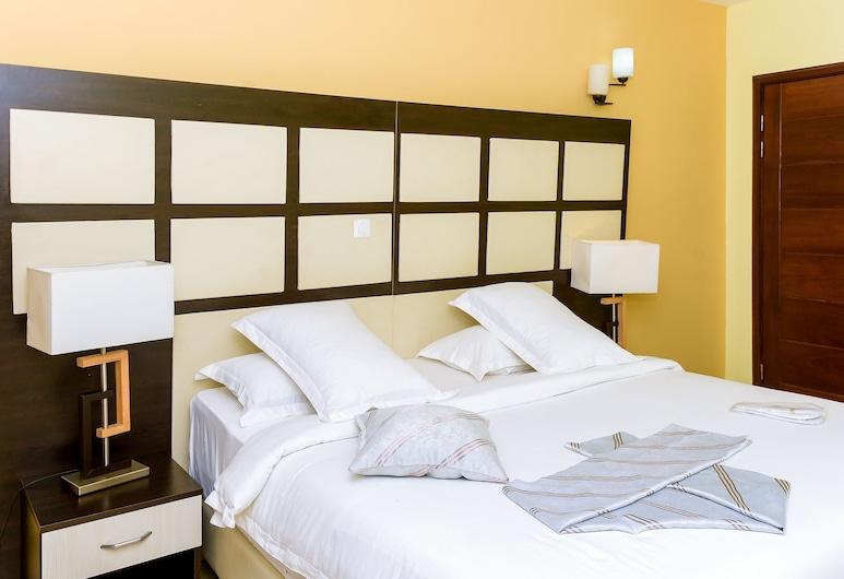 Loumia Premium Residency, ดูอาลา, ดีลักซ์อพาร์ทเมนท์, 2 ห้องนอน, วิวเมือง, ห้องพัก