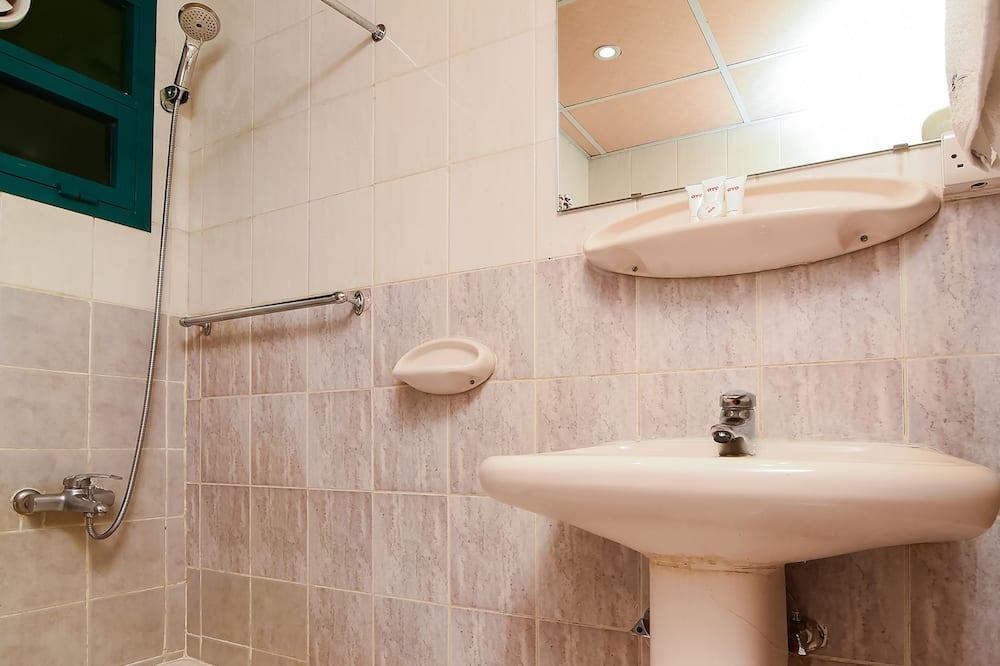 Standard Double - King - バスルーム