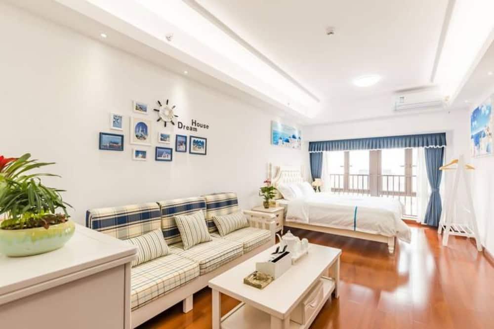Dvojlôžková izba typu Premier - Obývacie priestory